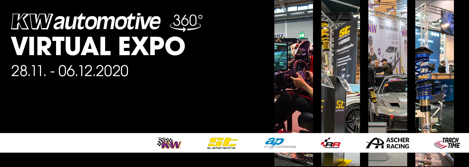 KW automotive Expo Banner